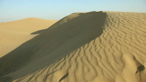 Sand dune Stock Video Footage