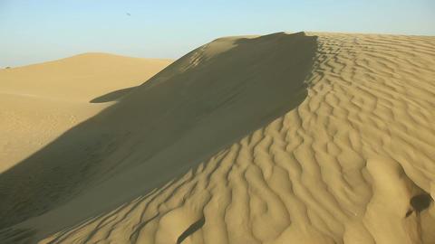 Sand dune Footage
