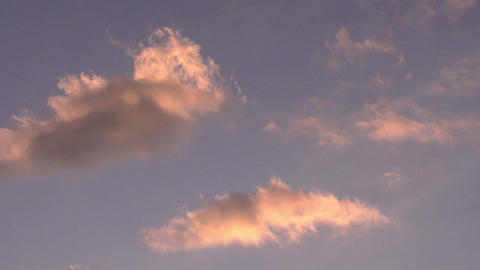 Current Cloud stock footage