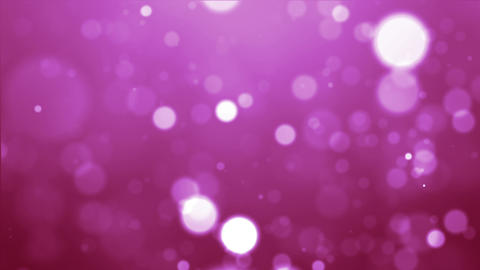 pink particle Stock Video Footage