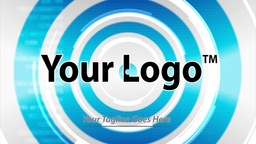 Strategic   Logo stock footage