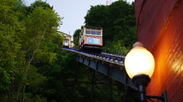 Monongahela Incline Stock Video Footage