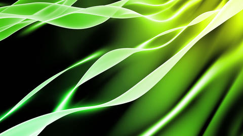 Soft Green Background Loop Animation