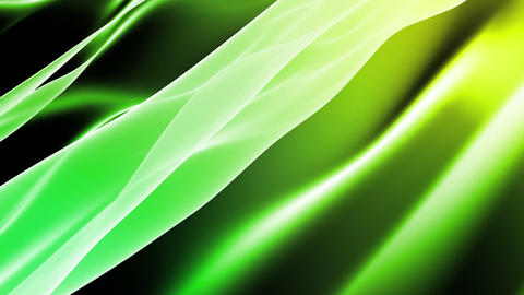 Soft Green Background Loop Stock Video Footage