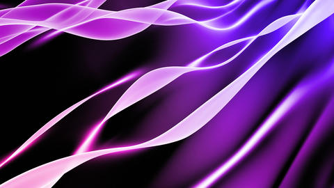 Soft Purple Background Loop Animation
