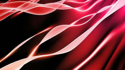 Soft Red Background Loop Animation