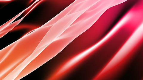 Soft Red Background Loop Stock Video Footage