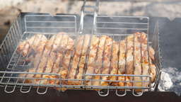 Barbecue Stock Video Footage