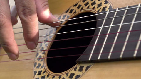 Guitarist Stock Video Footage