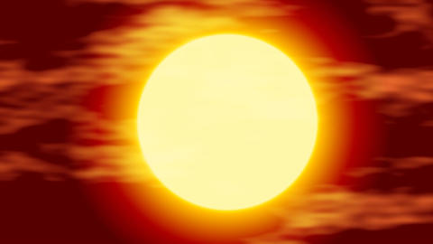 big sun Animation