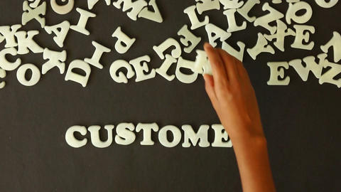 Customer Service Stock Video Footage