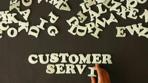 Customer Service Footage