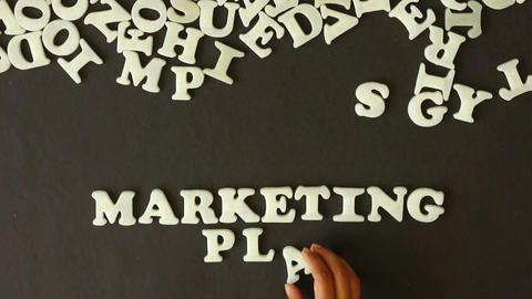 Marketing Plan Footage