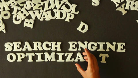 Search Engine Optimization Footage