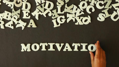 Motivation Stock Video Footage