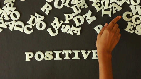 Positive Thinking Stock Video Footage