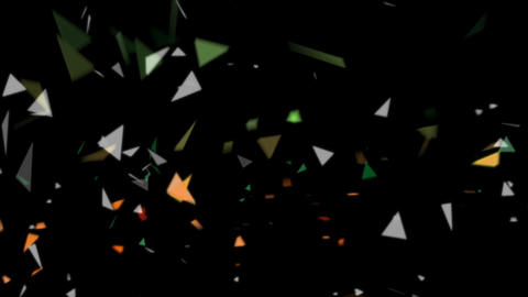particle set 03 Stock Video Footage