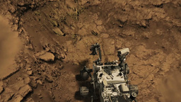 Nasa   Mars   Rover  1 Stock Video Footage