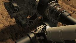 Nasa   Mars   Rover  1 Stock Video Footage