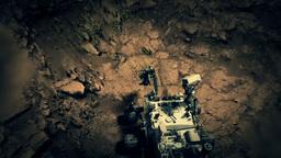 Nasa   Mars   Rover  3 Stock Video Footage