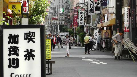 Tokyo Asakusa Japan 13 Footage