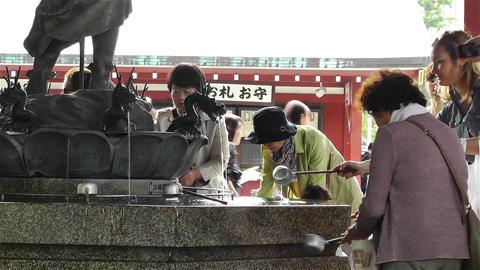 Tokyo Asakusa Senso Ji Temple Japan 5 Footage
