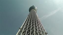 Tokyo Skytree Oshiage Japan 2 Footage