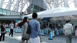 Tokyo Skytree Oshiage Japan 6 Stock Video Footage
