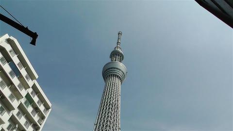 Tokyo Skytree Oshiage Japan 12 Footage