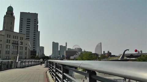 Yokohama Japan 2 Stock Video Footage