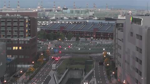 Yokohama Japan 5 Stock Video Footage