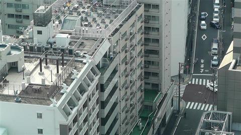 Yokohama Japan Aerial 24 Stock Video Footage
