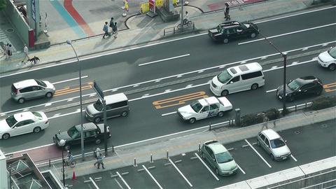 Yokohama Japan Aerial 28 Stock Video Footage