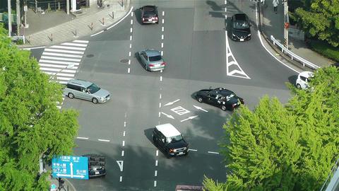 Yokohama Japan Aerial 40 Footage