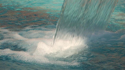 water fall Stock Video Footage