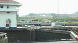PANAMA CITY, PANAMA - MAY 5: Operation parts of the Panama Canal in Panama City, Panama on May 5, 20 Footage