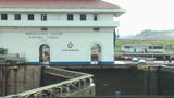 PANAMA CITY, PANAMA - MAY 5: Operation parts of the... Stock Video Footage