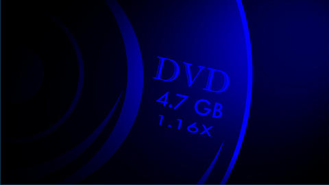 DVD Stock Video Footage