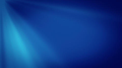 Abstract blue background, seamless loop animation Stock Video Footage