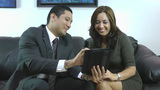 Happy Succesful Business Couple stock footage