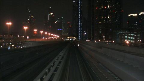 Metro time lapse Footage