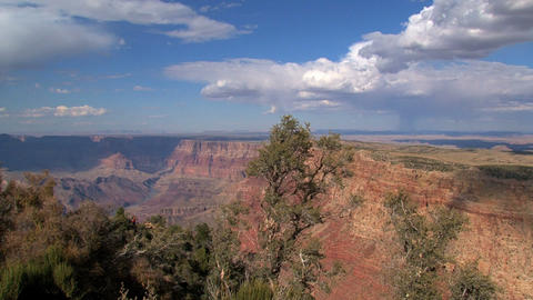 Zoom out grand canyon Footage
