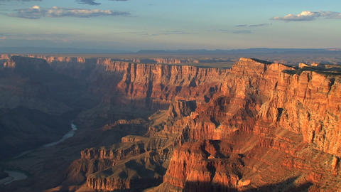 Grand canyon time lapse Stock Video Footage