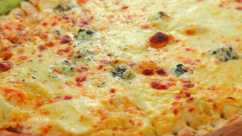 Cheese Pizza stock footage