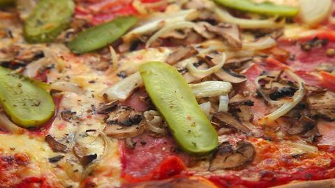 Italian pizza Stock Video Footage