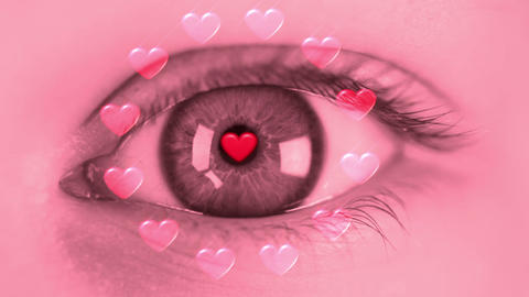 In her eyes a lot of love Footage