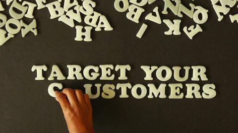 Target Your Customers Footage