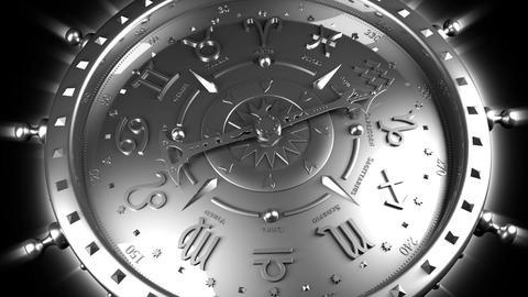 Silver Zodiac Gadget Animation