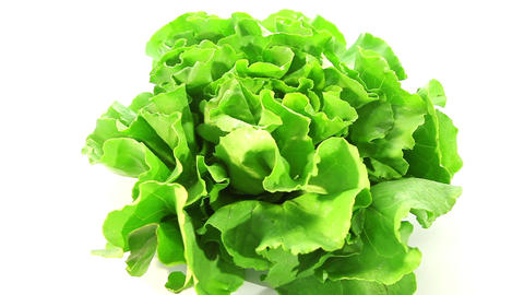 Green lettuce Footage