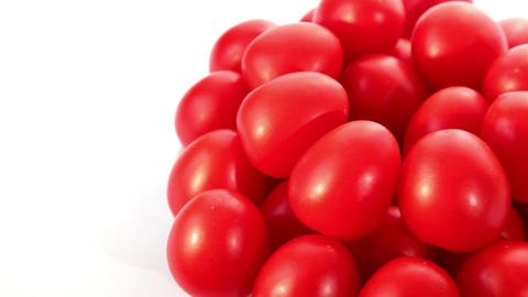Fresh tomatoes Stock Video Footage